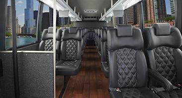 20,25, 30, 40 seater minibus shuttle for