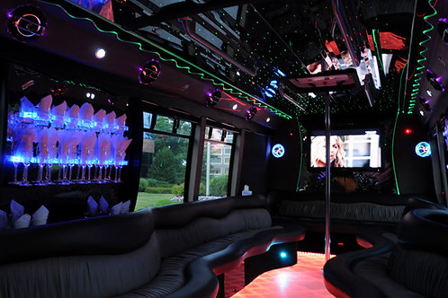 20-22 passenger Limobus / Party bus