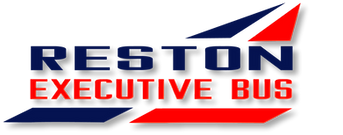 reston executive bus logo