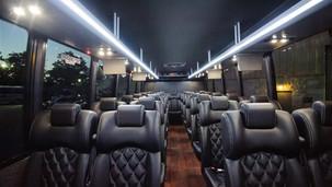 Luxury VIP Executive Minibus Transportation