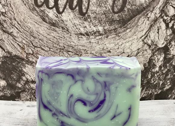 Lavender Mint Bath Soap 5.25 oz