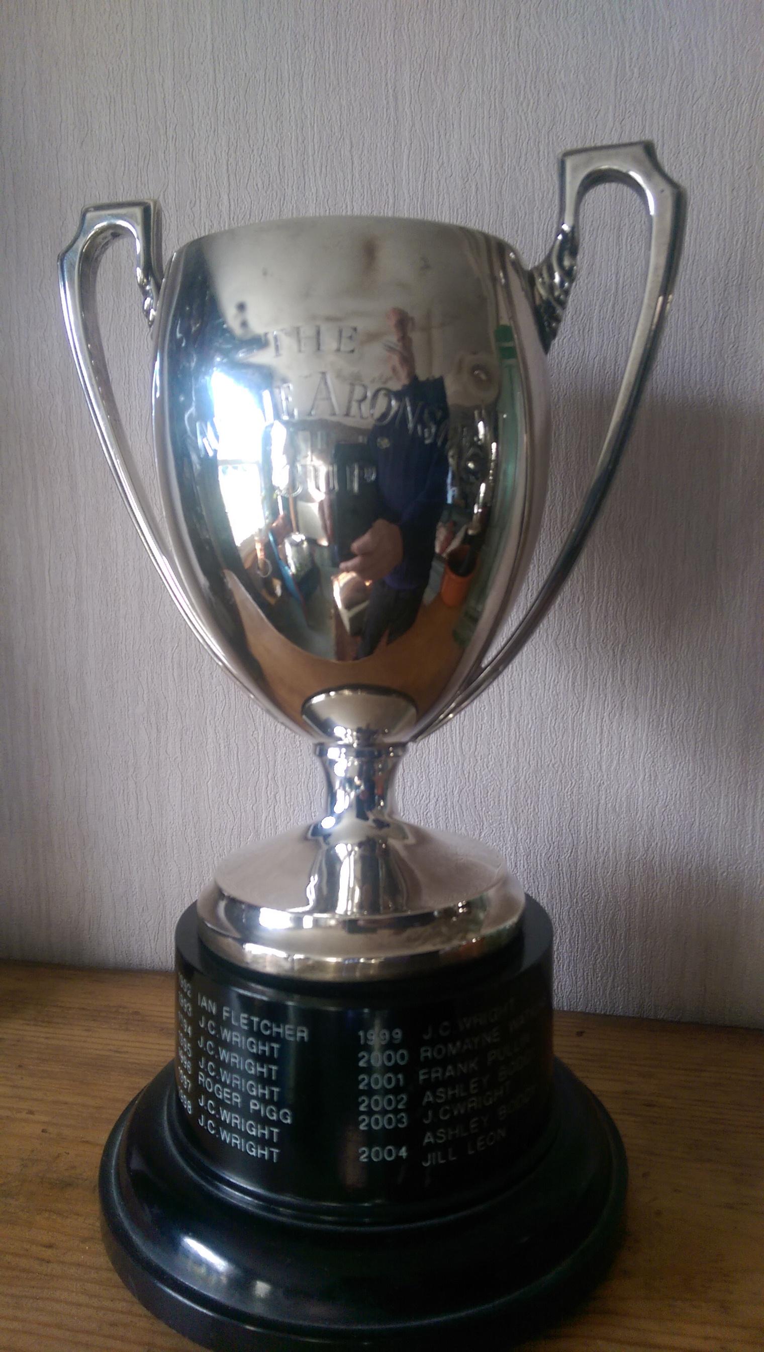 MOLLIE ARONSON CUP