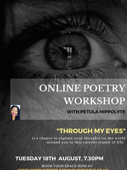 Online Poetry Workshop