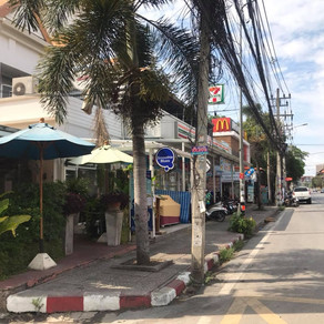 Smoothy Blues - Old Chiang Mai, Northern Thailand