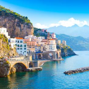 The 'good life' on the Amalfi Coast, Italy