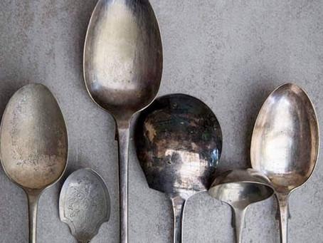Vintage Spoons to Vintage Treasures