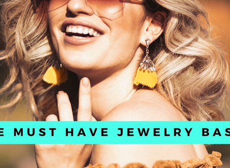 Must-have Jewelry Basics