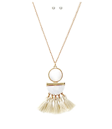 """Olivia""Necklace Set"