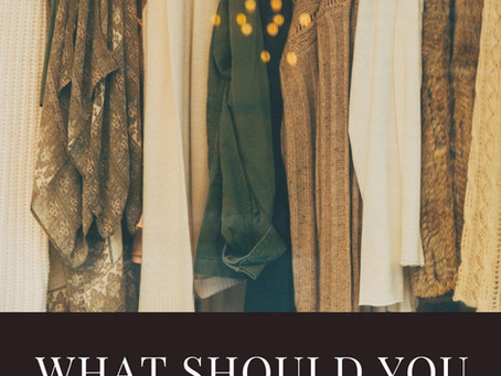 How to Dress for A Pear Body Shape