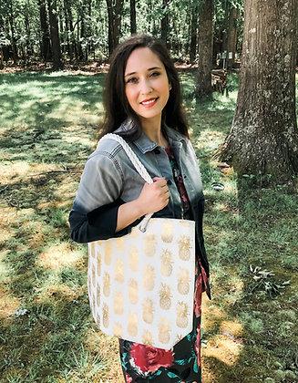 Pineapple Summer Bag