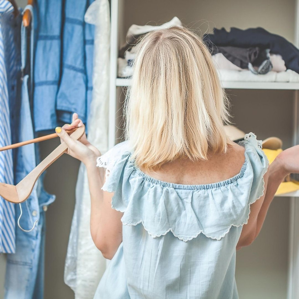 Closet detox getting your wardrobe ready for the upcoming season