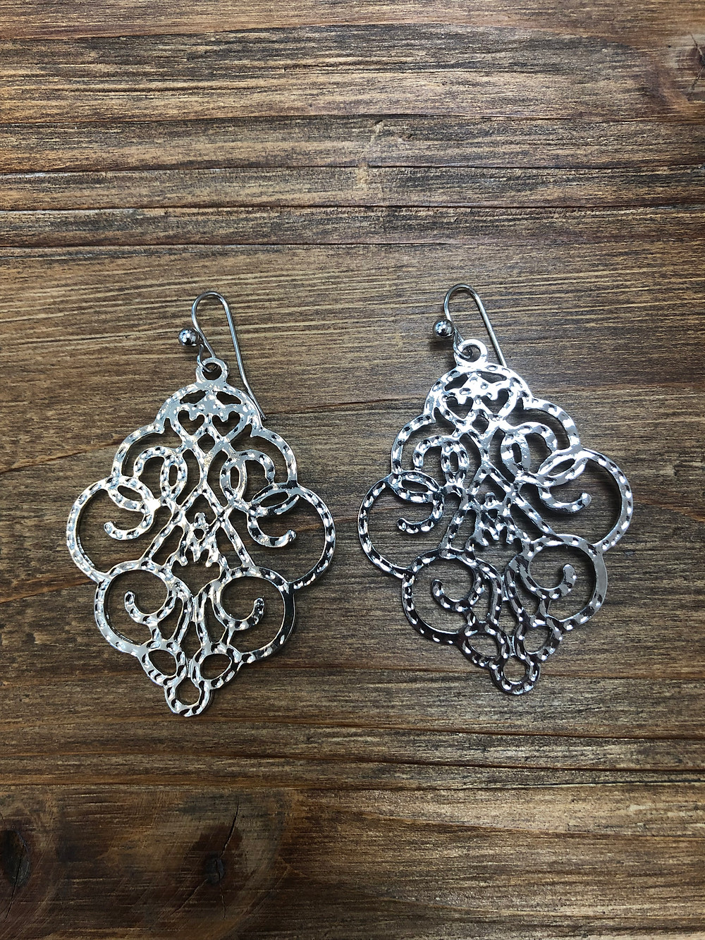 Dangle Earrings from The Brave and Beautiful Boutique