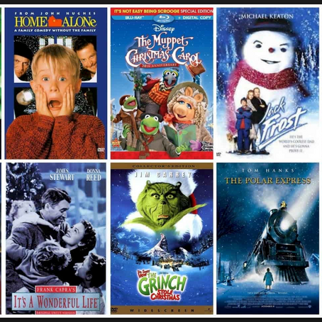 Our Favorite Holiday Movies