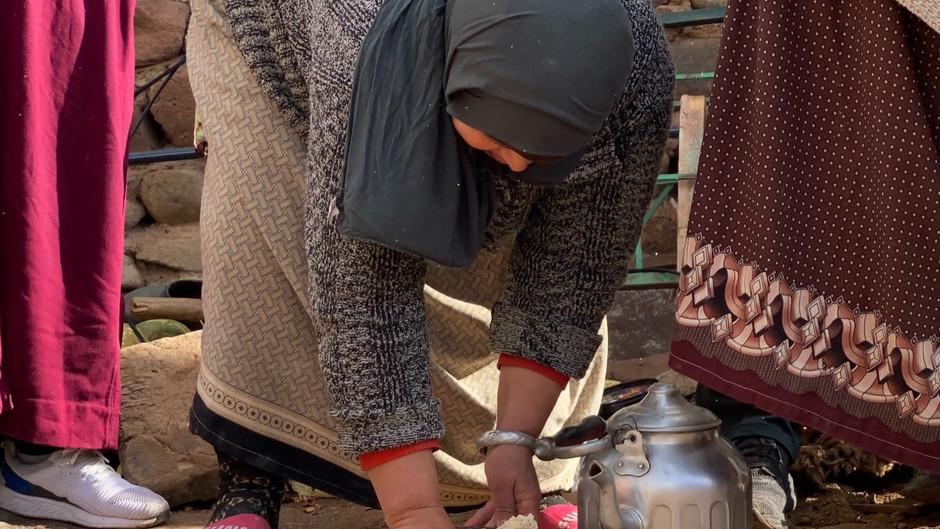 Inside an  Amazigh Village in Morocco