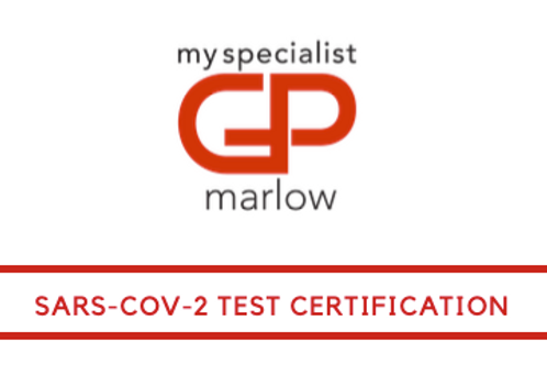 COVID19 CERTIFICATE - B Fit To Fly