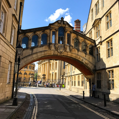 Much Ado About Oxford: A City Guide