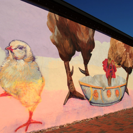 Marietta Must See Mural Art