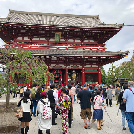 Sensoji Temple in 15 Photos