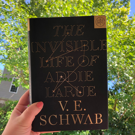 A Must-Have Travel Companion: The Invisible Life of Addie LaRue by V.E. Schwab