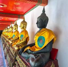 Wat Pho in Bangkok.  Photo by Gina Duncan