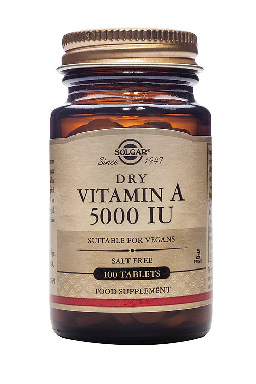 Dry Vitamin A