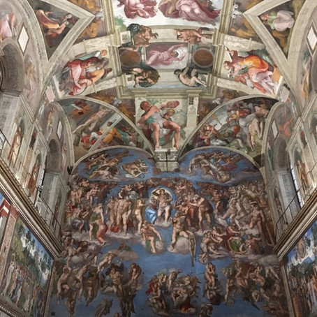 A Special Visit to the Sistine Chapel