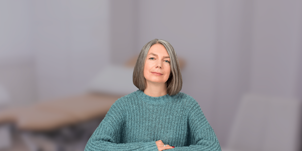Hormonal change and Menopause, your options.