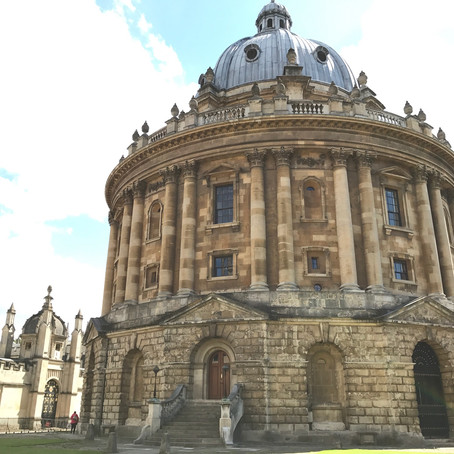 Much Ado About Oxford