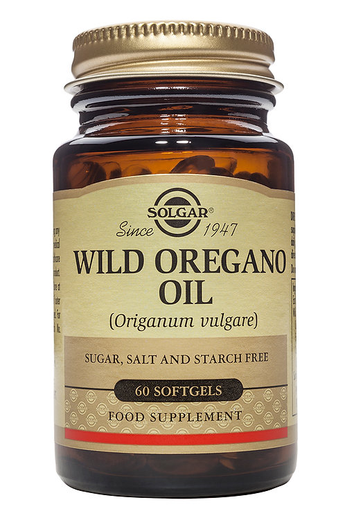 Wild Oregano Oil Softgels