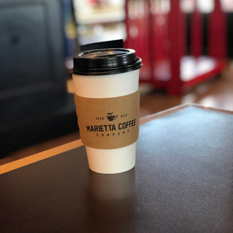 Venturing Off My Coffee Routine In Marietta