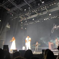 Johnnyswim concert in Atlanta. Photo by Gina Duncan