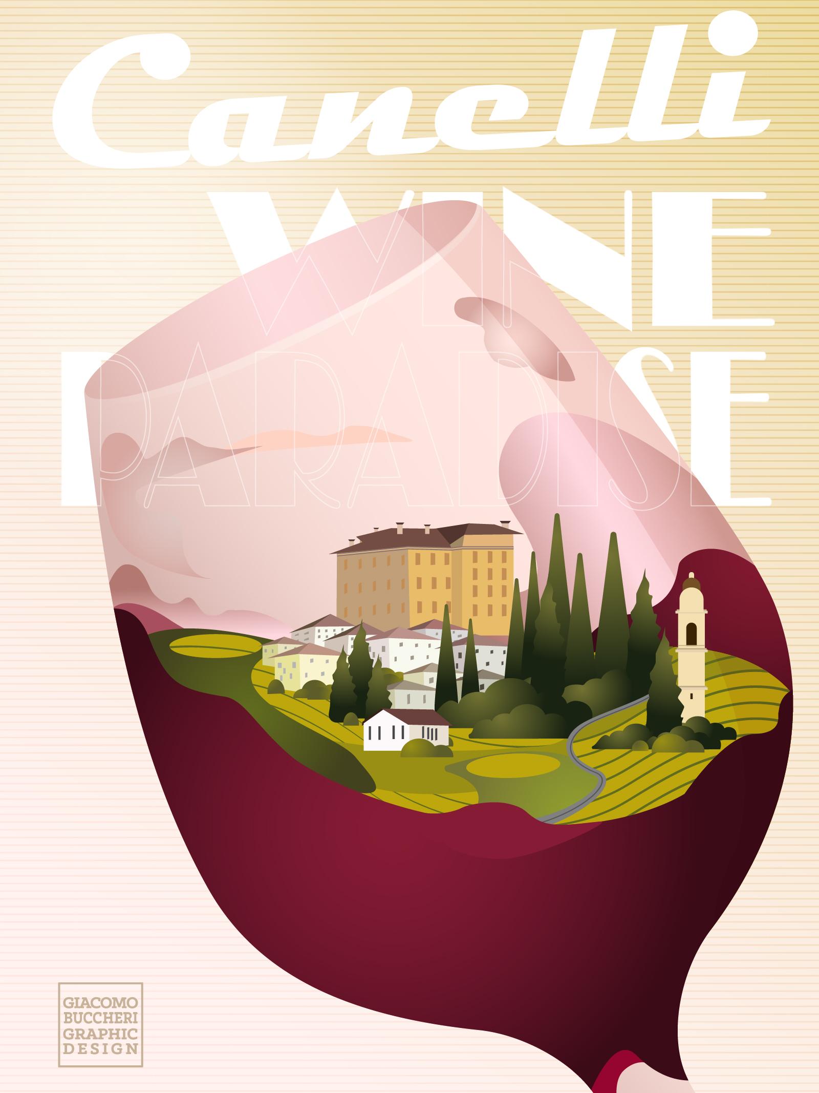 advertising Vino
