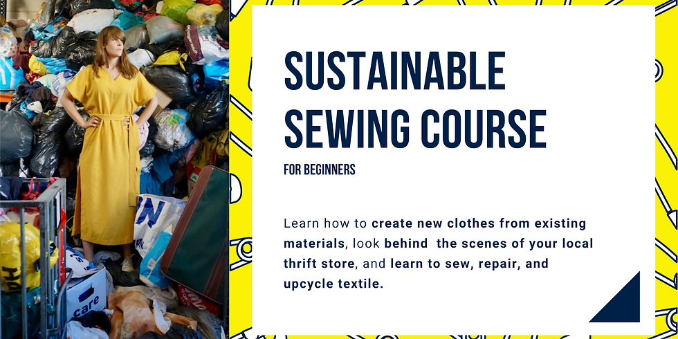 THRIFT & THREAD - Circular Sewing Classes