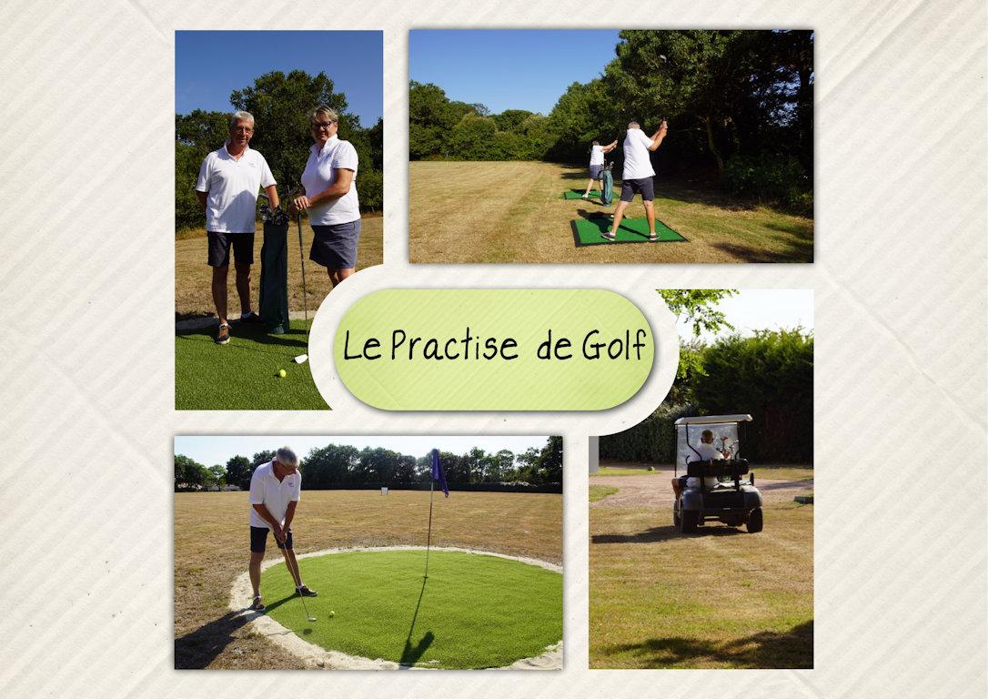 Practise de Golf