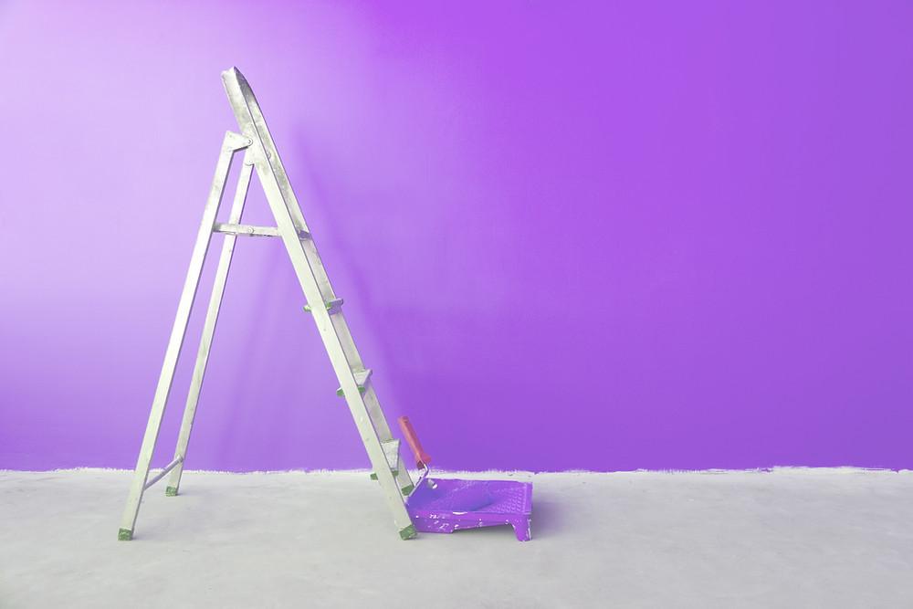 外壁塗装の連絡を周辺住宅にしないオーナーがいます