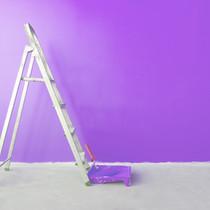 Mur violet