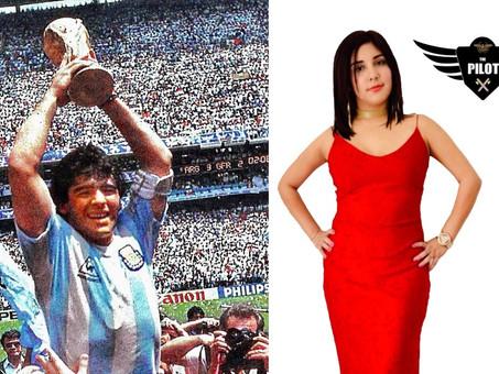 """¡Murió Maradona, """"El Diego"""", """"El D10s""""!"""