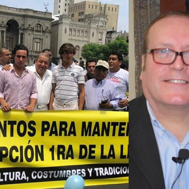 Recordando la contundente marcha en Lima, en defensa de la libertad cultural