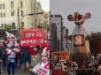 Balotaje en Perú: Progresismo liberal Vs Socialismo conservador