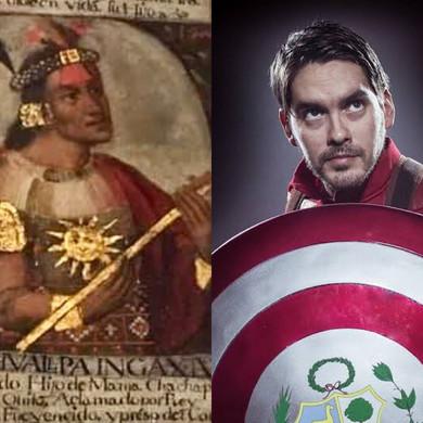 En busca del Inca