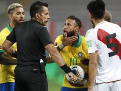 Perú - Brasil, una derrota con sabor a robo