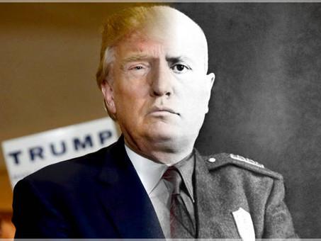 Prensa estadounidense compara a Donald Trump con Benito Mussolini