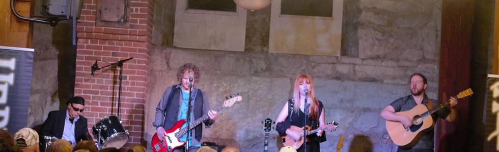 Herrick band Live