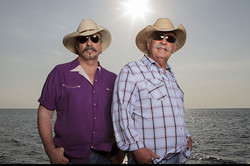 The Bellamy Brothers and Herrick