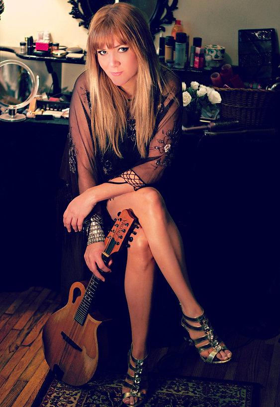 Donna Herrick Lead Vocal Mandolin