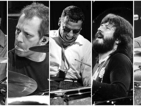 Five Drummers that you have to know about