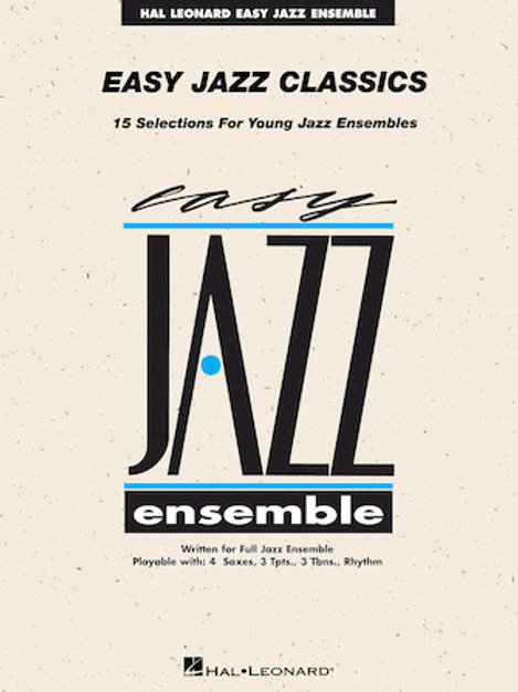 Easy Jazz Classics (Drums) (Jazz Band)