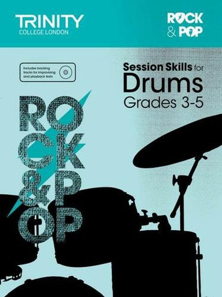 Session Skills for Drums Grades 3-5 (Drums)