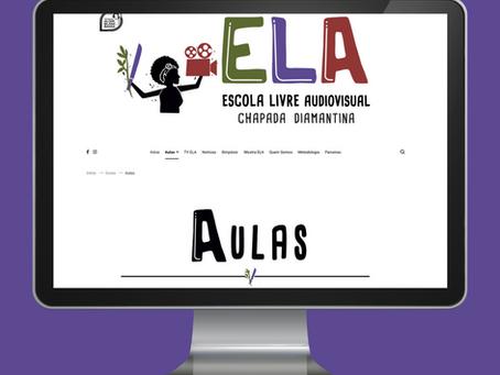 Conheça a ELA - Escola Livre Audiovisual da Chapada Diamantina!