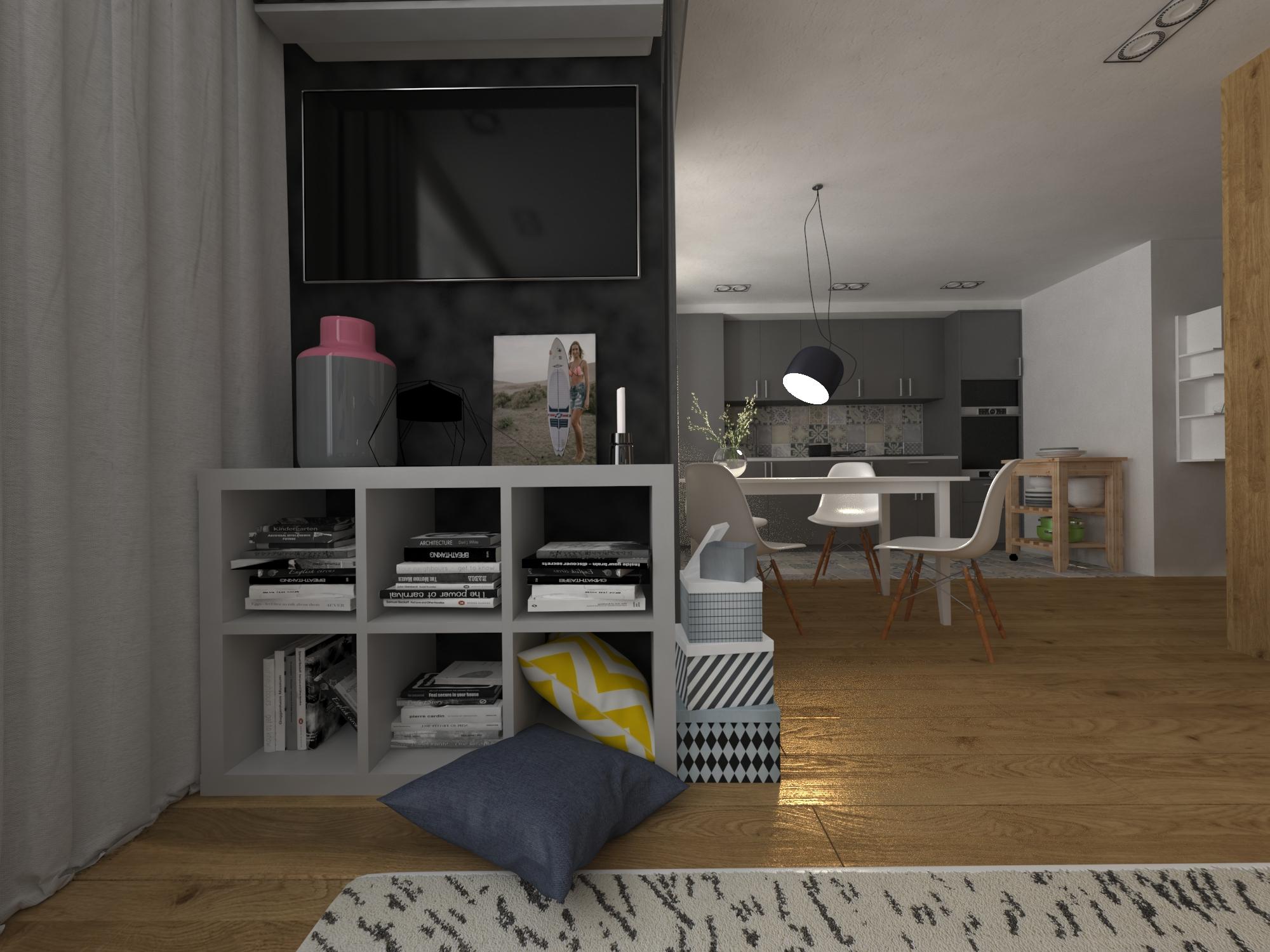 Комната дизайн